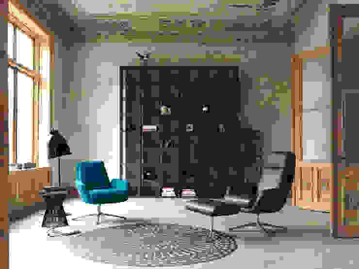 Modern living room by COR Sitzmöbel Helmut Lübke GmbH & Co. KG Modern