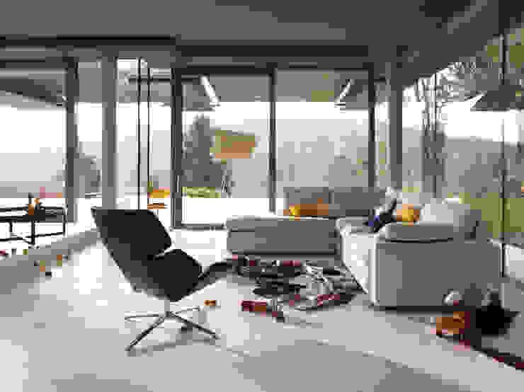 Salas de estar modernas por COR Sitzmöbel Helmut Lübke GmbH & Co. KG Moderno