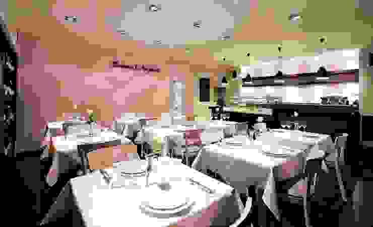 Salle à manger moderne par CG VOGEL ARCHITEKTEN Moderne