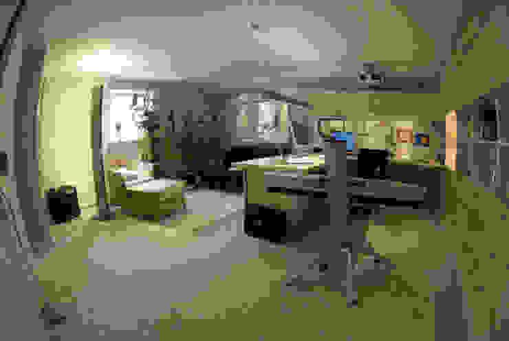 Estudios y oficinas estilo escandinavo de Innenarchitektin Claudia Haubrock Escandinavo