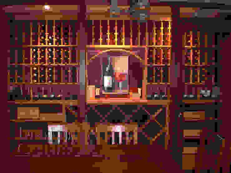 Klassische Weinkeller von Dragoncellars Klassisch
