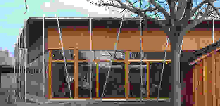 Sekolah Modern Oleh A-Z Architekten Modern