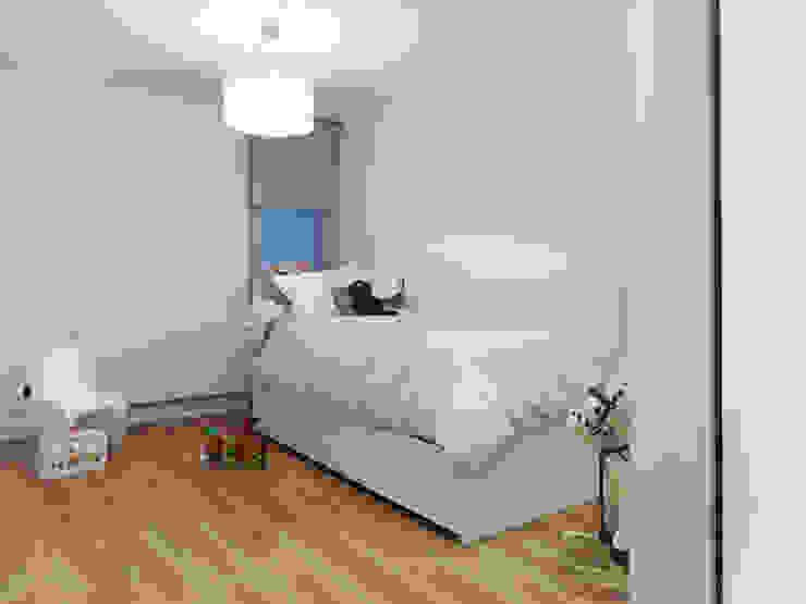 Una reforma con vida. Dormitorios infantiles de DOS · arquitectura
