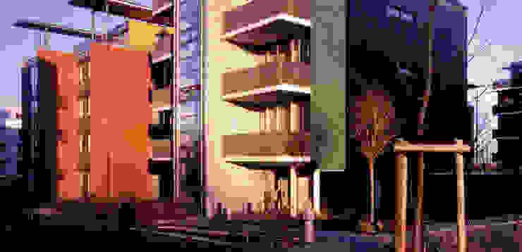 Wohnanlage Sauerland Moderne Häuser von A-Z Architekten Modern