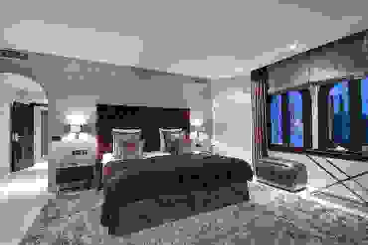 Dormitorio Principal Ambience Home Design S.L. Dormitorios de estilo ecléctico