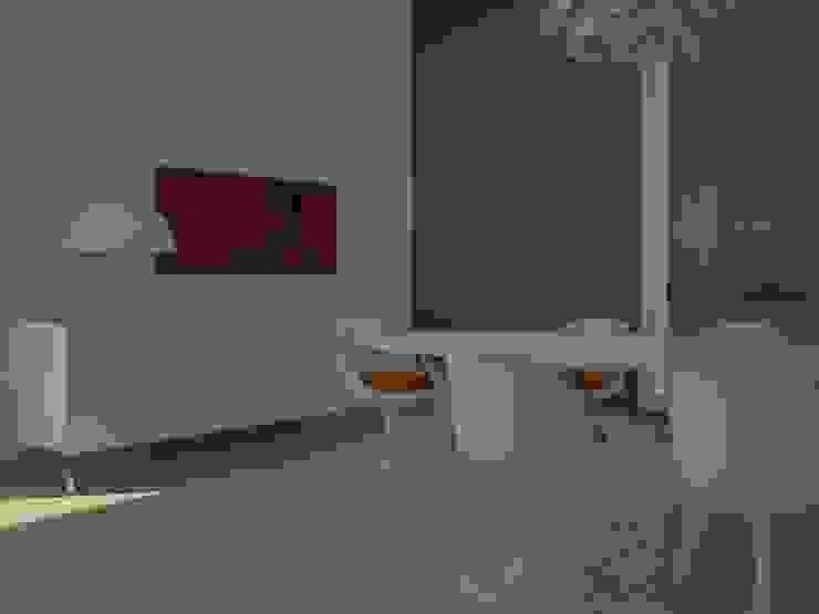 Zona de comedor. Comedores de estilo moderno de MUMARQ ARQUITECTURA E INTERIORISMO Moderno
