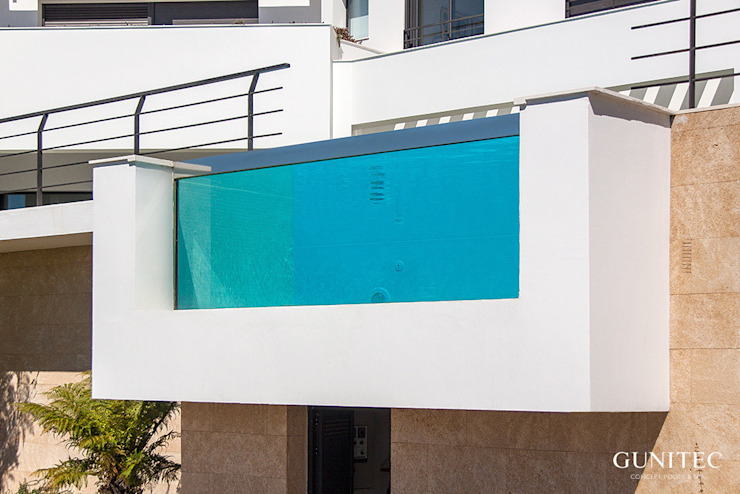 by Gunitec Concept Pools