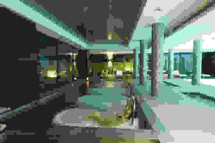 Spa by Gunitec Concept Pools,