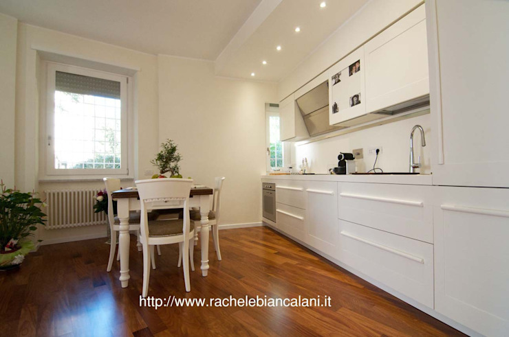 Kitchen by Rachele Biancalani Studio,