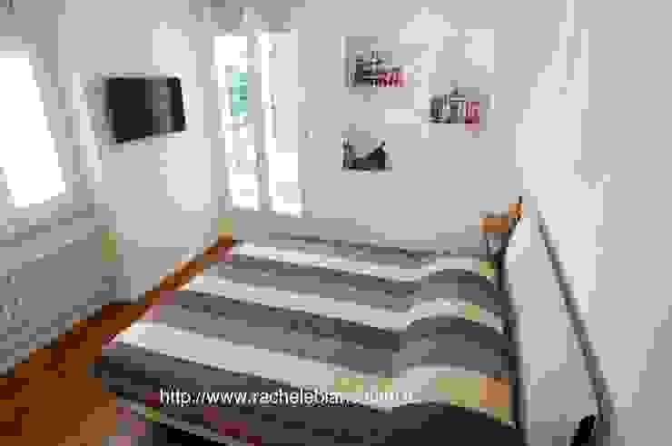 Gianicolo - Rome Camera da letto moderna di Rachele Biancalani Studio Moderno