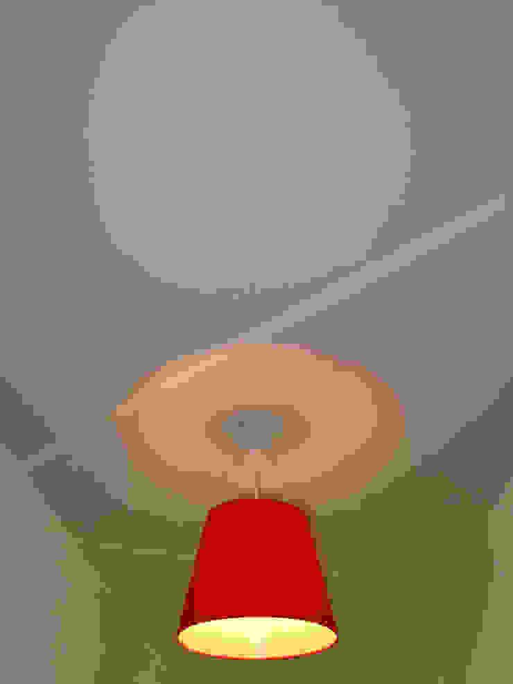 Flur - Beleuchtung und Decke Moderne Wohnzimmer von Holzer & Friedrich GbR Modern
