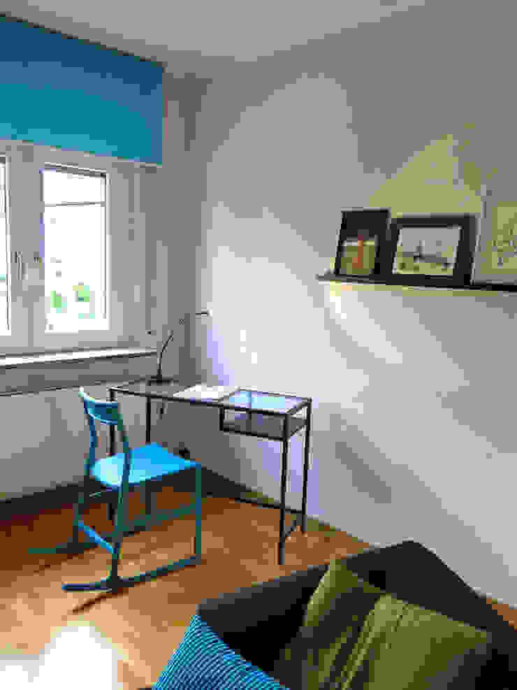 Arbeitszimmer Moderne Wohnzimmer von Holzer & Friedrich GbR Modern