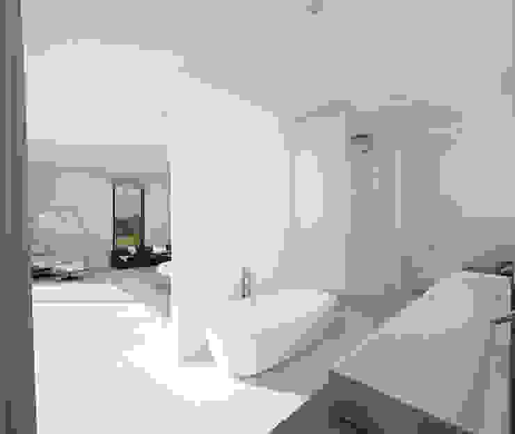 Baños de estilo  por DUE Architecture & Design,