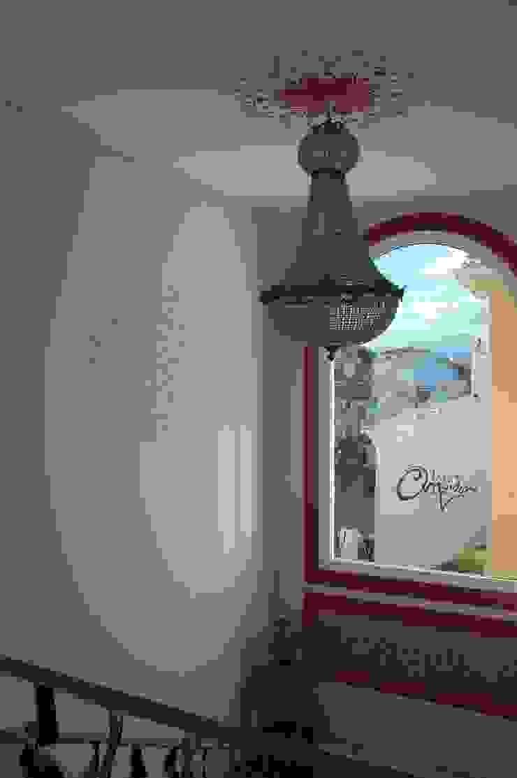 Hoteles de estilo ecléctico de Wandmalerei & Oberflächenveredelungen Ecléctico