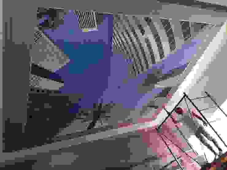 Ceiling Negozi & Locali commerciali in stile classico di Affreschi & Affreschi Classico