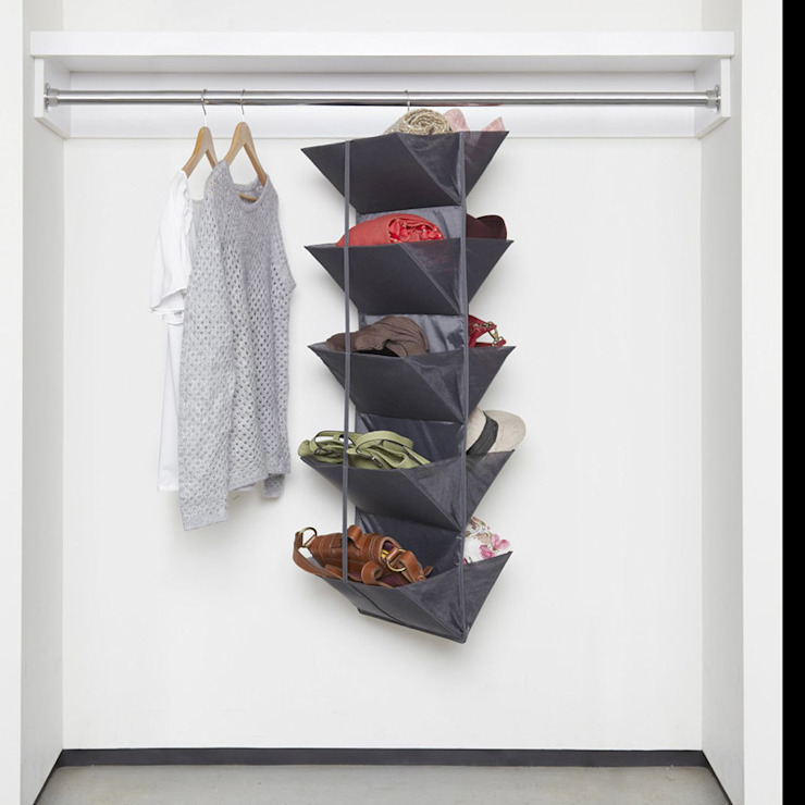 Органайзер для обуви Enfold тёмно-серый от Enjoyme Минимализм