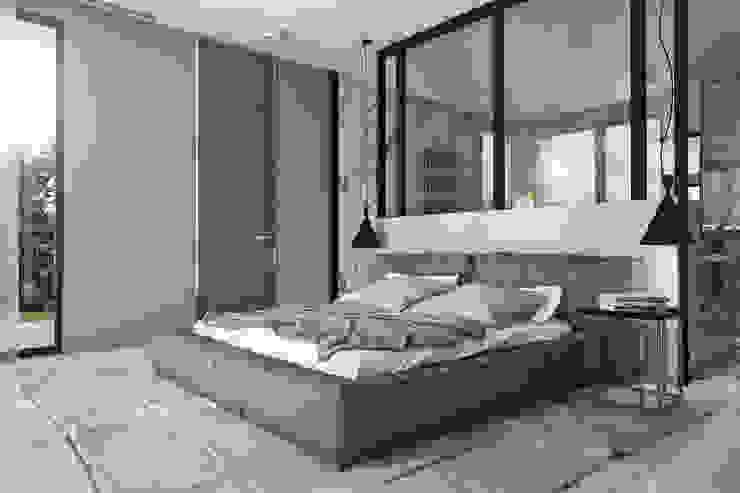 Angelina Alekseeva Minimalist bedroom
