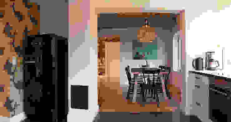 Cocinas de estilo moderno de Heike Gebhard Wohnen Moderno