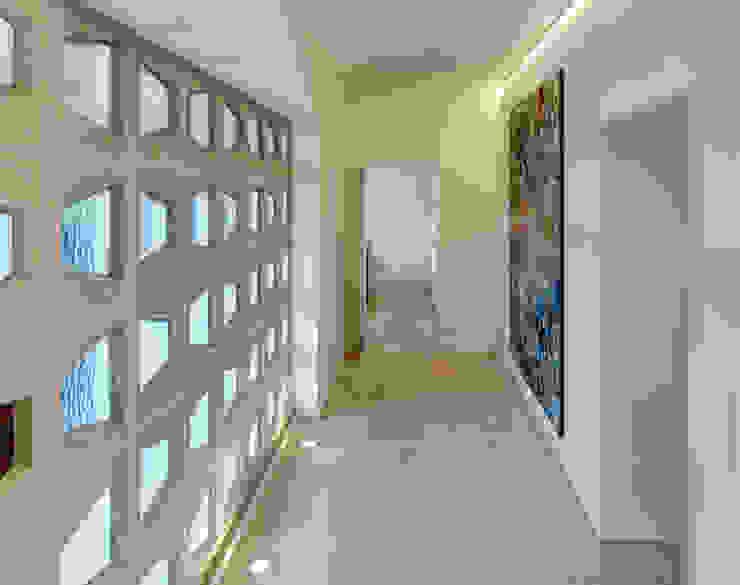 Gang, hal & trappenhuis van Architektur Sommerkamp