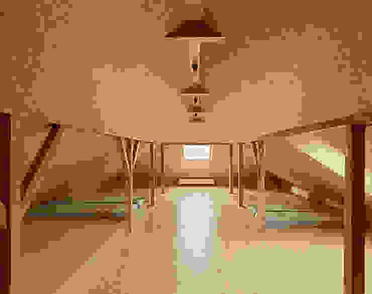 Slaapkamer van Architektur Sommerkamp