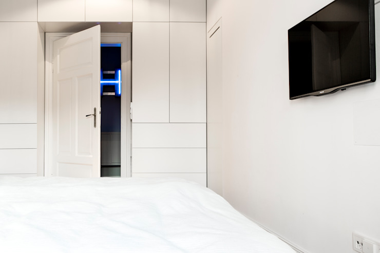 Moderne slaapkamers van BESPOKE GmbH // Interior Design & Production Modern