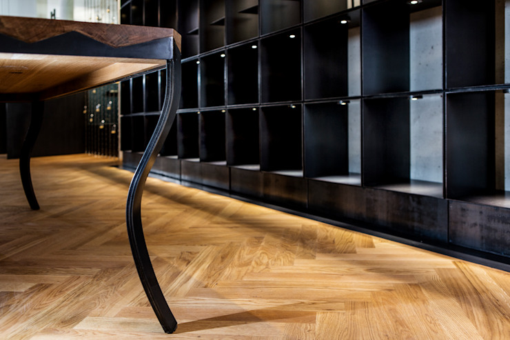 โดย BESPOKE GmbH // Interior Design & Production โมเดิร์น