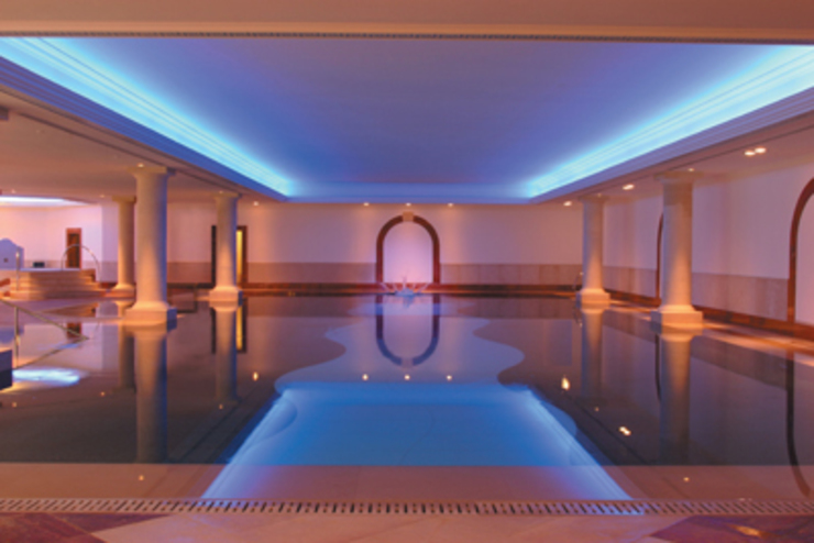 THE SPA - PennyHill Park Hotel Hotel in stile mediterraneo di decor srl Mediterraneo