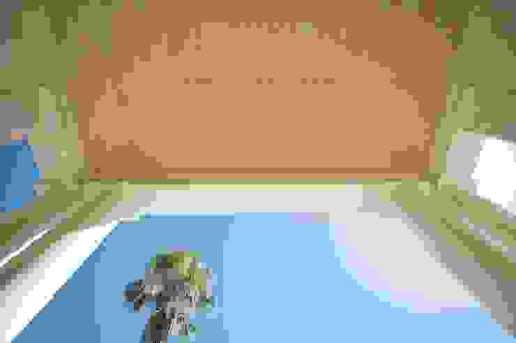 RESIDENZA PRIVATA Balcone, Veranda & Terrazza in stile mediterraneo di decor srl Mediterraneo