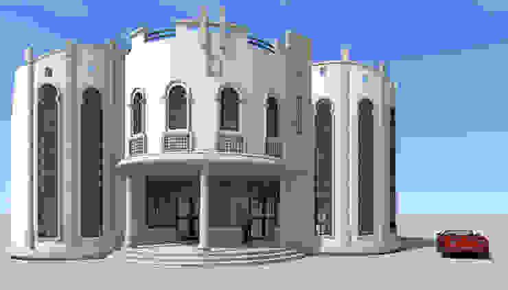Progetto Residenza Privata Case in stile mediterraneo di decor srl Mediterraneo