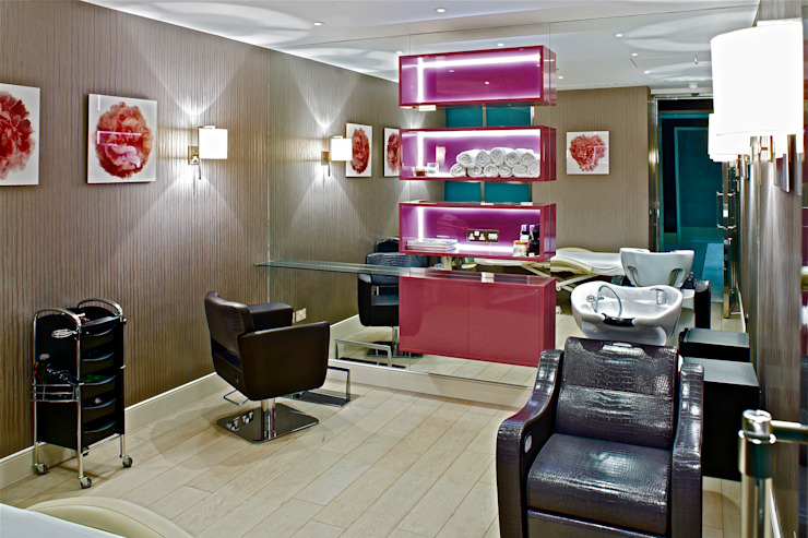 hair salon Classic style bathroom by Fisher ID Classic