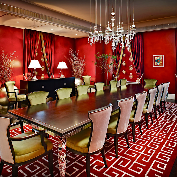 Dining Room من Fisher ID كلاسيكي