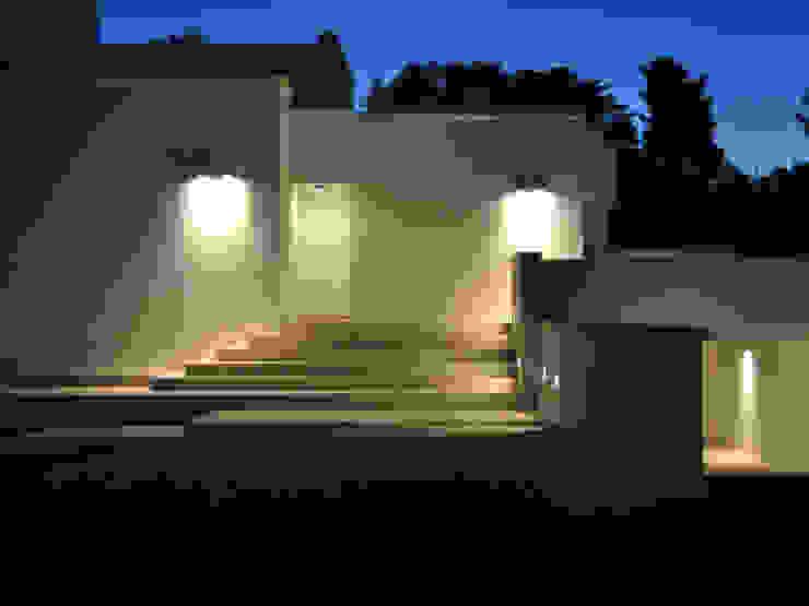 Santa Maria di Leuca Case moderne di sebastiano canzano architetto Moderno