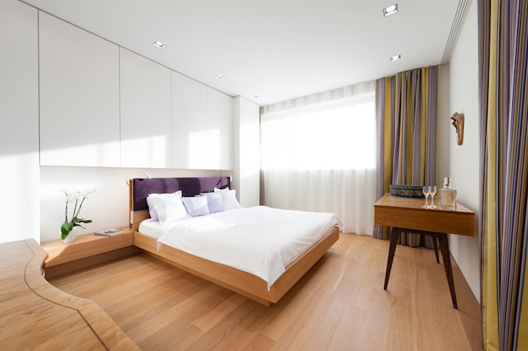 クラシカルスタイルの 寝室 の innenarchitektur-rathke クラシック