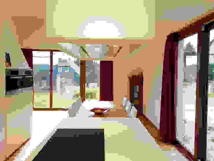 Ferienhaus | Stolte Moderne Esszimmer von Architekturbüro HOFFMANN Modern