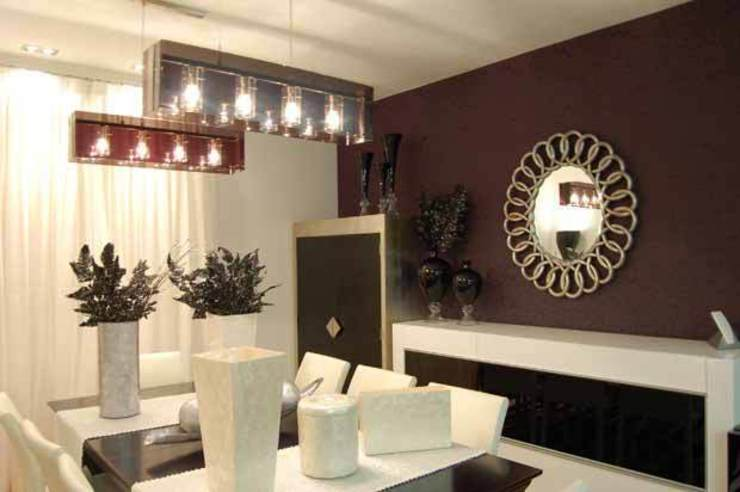 Ruang Makan Modern Oleh FrAncisco SilvÁn - Arquitectura de Interior Modern
