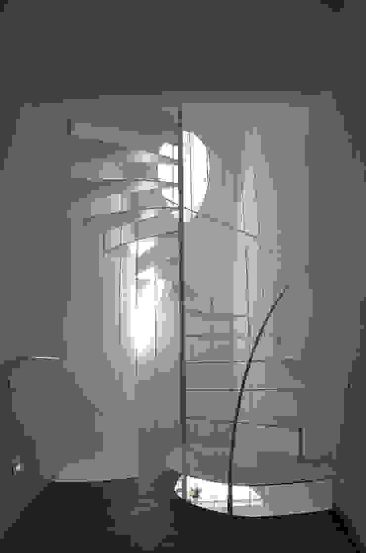 P.A. Home / Provincia Bologna Ingresso, Corridoio & Scale in stile moderno di lauro ghedini & partners _ architecture.design studio Moderno