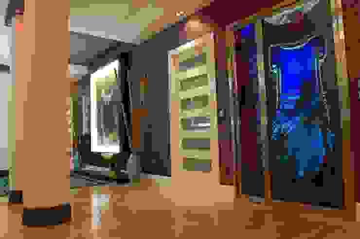 Koridor & Tangga Modern Oleh FrAncisco SilvÁn - Arquitectura de Interior Modern