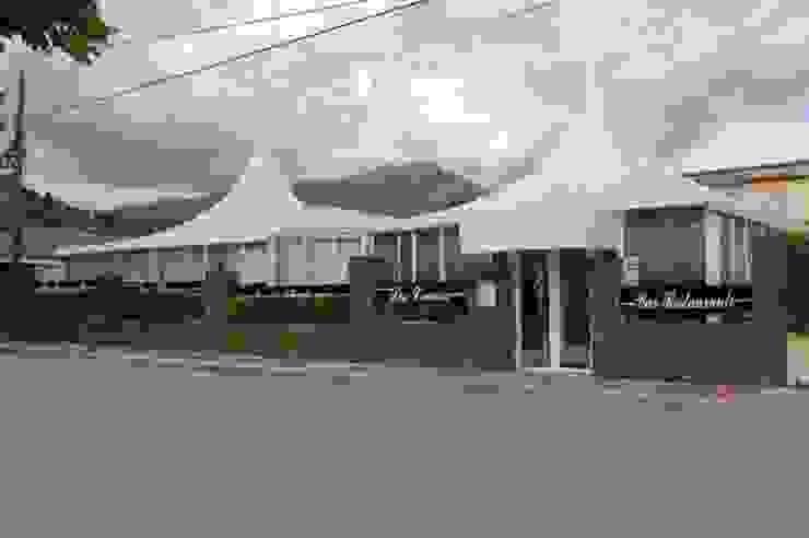 Restaurante Los Cerros Gastronomía de estilo rural de FrAncisco SilvÁn - Arquitectura de Interior Rural