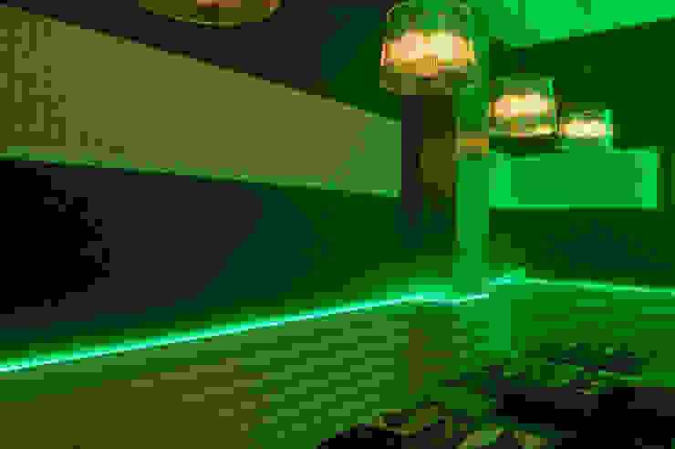 Cafetería Caypi Gastronomía de estilo moderno de FrAncisco SilvÁn - Arquitectura de Interior Moderno