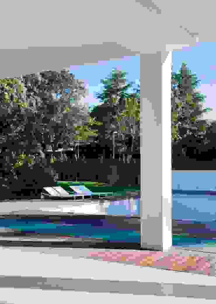Bernadó Luxury Houses Modern balcony, veranda & terrace