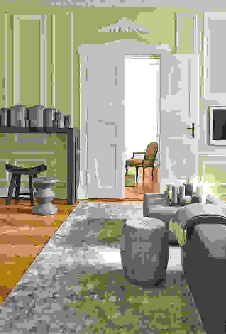 Privatvilla von Julia Rafflenbeul Interior Architecture Klassisch