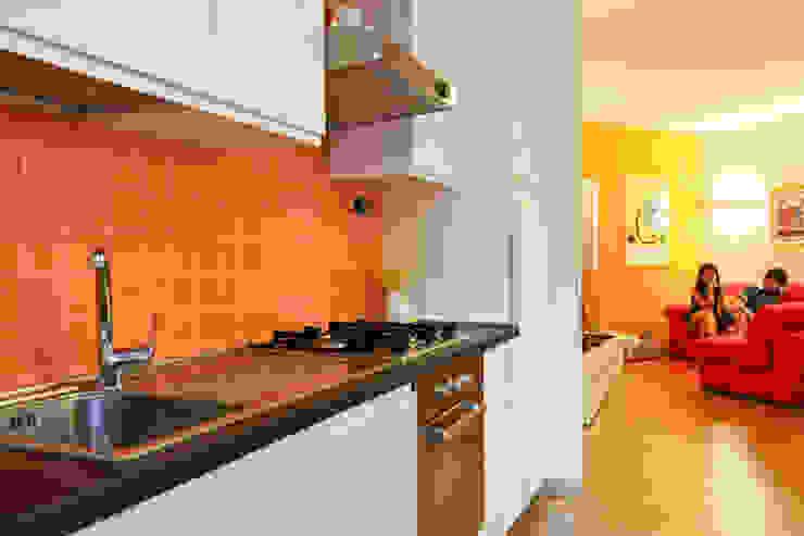 Cocinas de estilo moderno de Alessio Patalocco Architetto Moderno