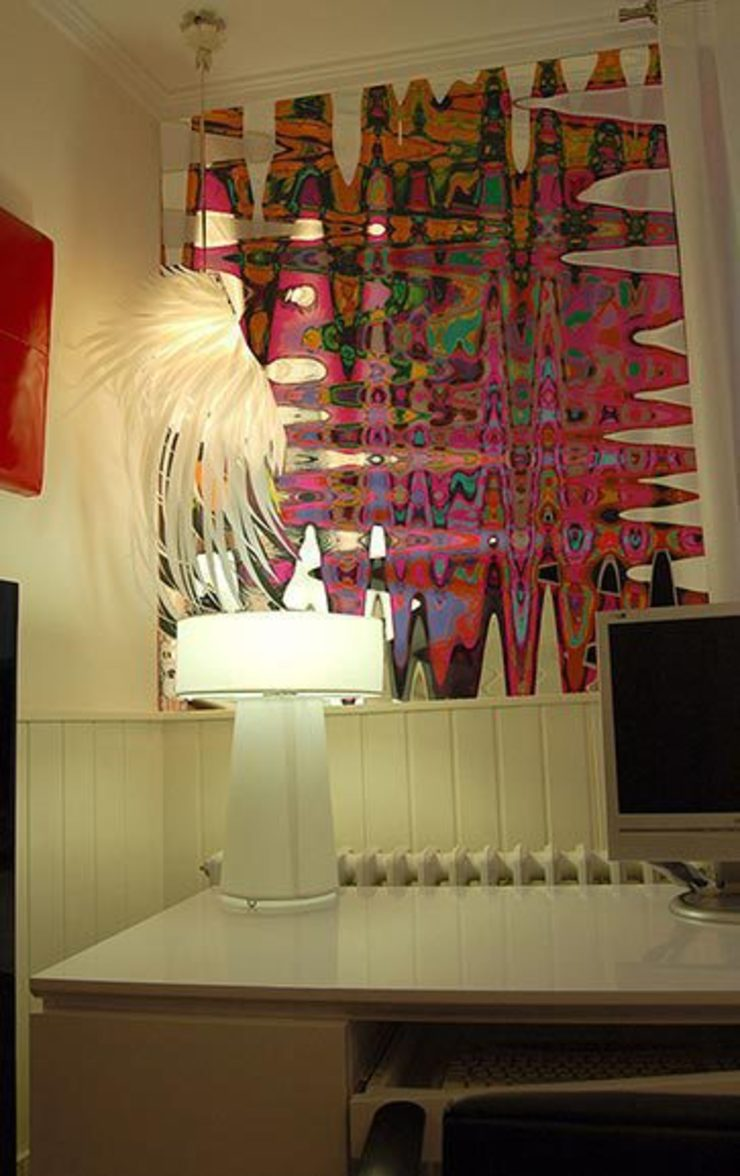Dormitorio de adolescente Dormitorios de estilo moderno de FrAncisco SilvÁn - Arquitectura de Interior Moderno