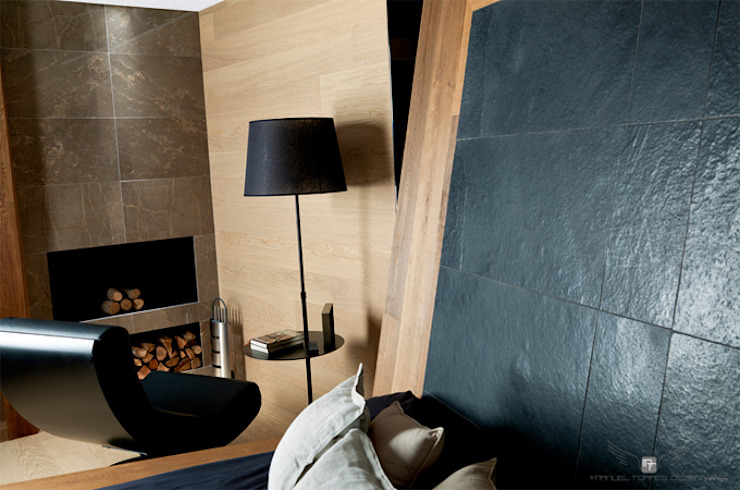 MANUEL TORRES DESIGN Hotels Wood effect