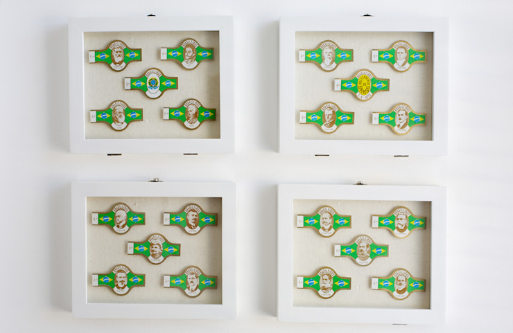 Study detail by Cassidy Hughes Interior Design Modern