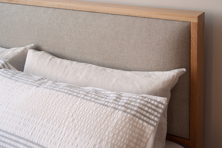 Shetland Bed: modern  by Natural Bed Company, Modern