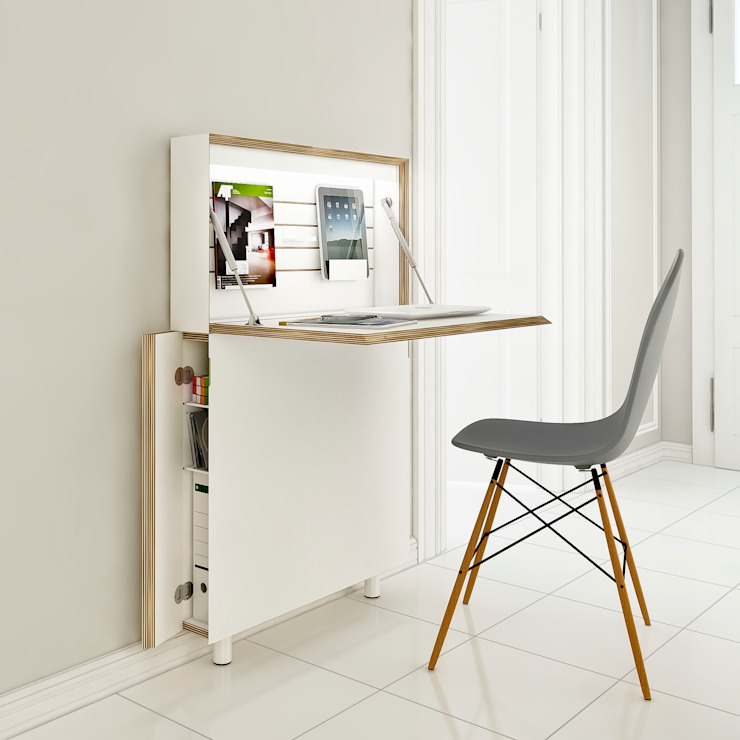 Study/office by studio michael hilgers,