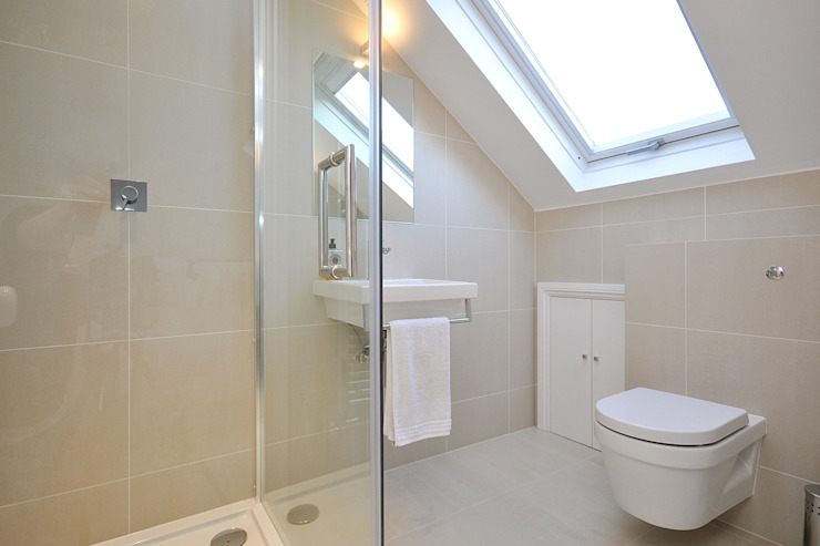 Fulham 1 MDSX Contractors Ltd Modern Bathroom