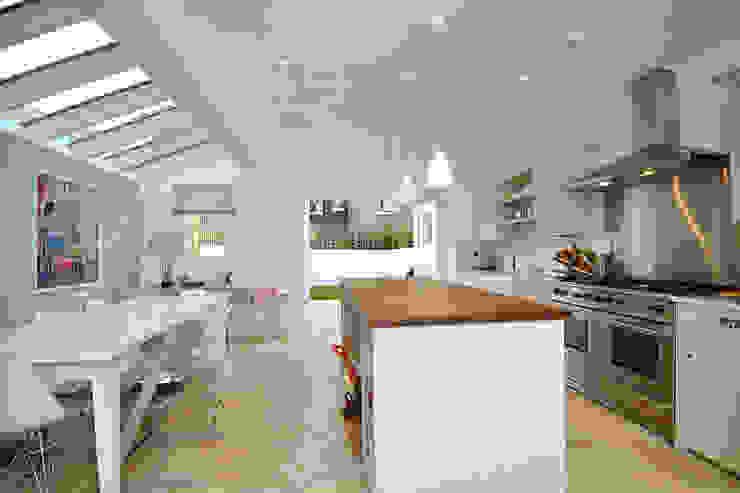 Fulham 1 MDSX Contractors Ltd Modern Kitchen