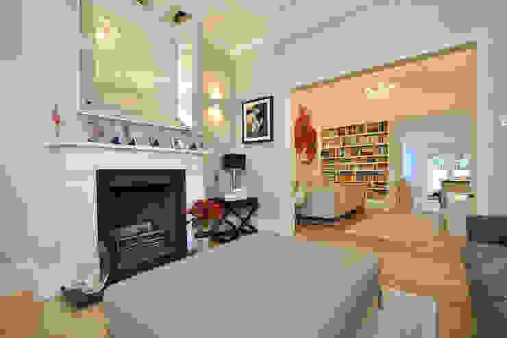 Fulham 1 MDSX Contractors Ltd Modern Living Room